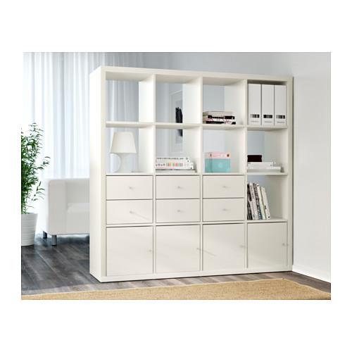 KALLAX - 層架組合, 白色 | IKEA 香港及澳門 - PE562030_S4