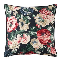LEIKNY - cushion cover, black/multicolour | IKEA Hong Kong and Macau - PE675967_S3