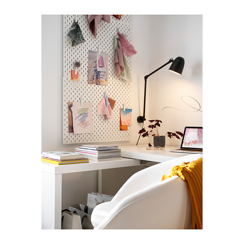 SKURUP - 工作燈/壁燈, 黑色   IKEA 香港及澳門 - PH165493_S4