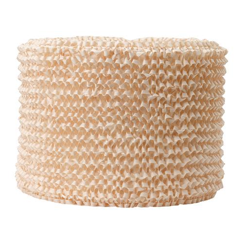 LERGRYN - 燈罩, 針織 米黃色/手製 | IKEA 香港及澳門 - PE821769_S4
