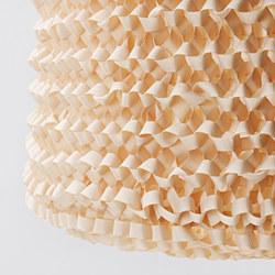 LERGRYN - 燈罩, 針織 米黃色/手製 | IKEA 香港及澳門 - PE821770_S3