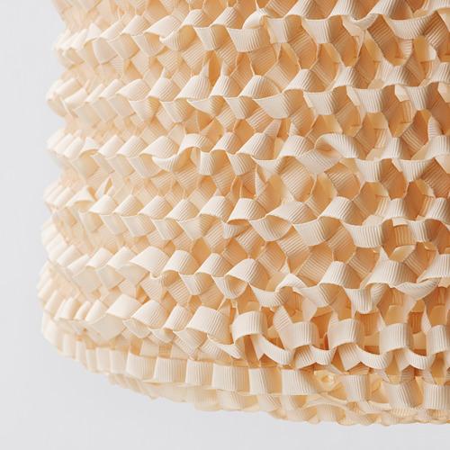 LERGRYN - 燈罩, 針織 米黃色/手製 | IKEA 香港及澳門 - PE821770_S4
