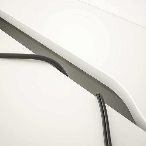 ALEX - desk, 131x58x76 cm, white | IKEA Hong Kong and Macau - PE821750_S4