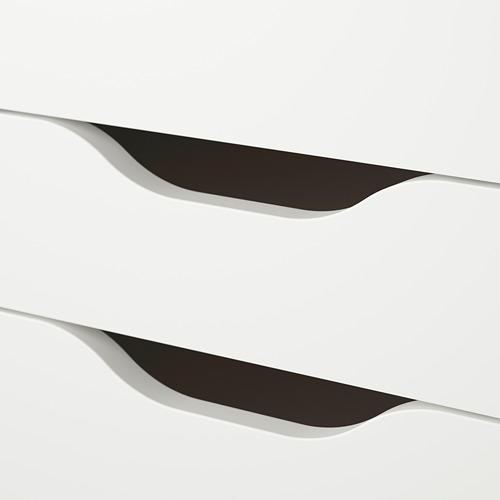ALEX - desk, 131x58x76 cm, white | IKEA Hong Kong and Macau - PE821790_S4