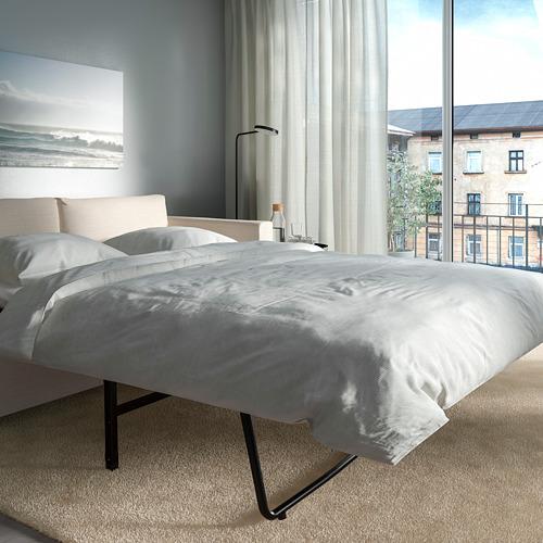 VIMLE - 2-seat sofa-bed, Gunnared beige | IKEA Hong Kong and Macau - PE766261_S4