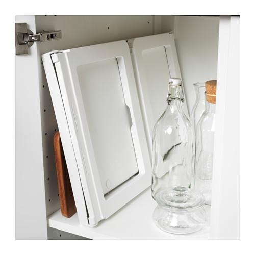 KLIPSK - 床上餐盤, 白色 | IKEA 香港及澳門 - PE574977_S4
