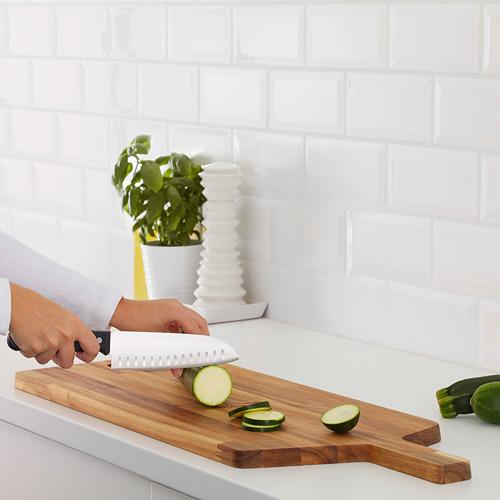 SMÅÄTA - chopping board, acacia | IKEA Hong Kong and Macau - PE637629_S4