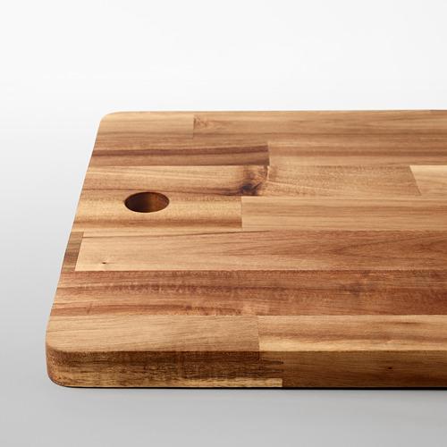 SMÅÄTA - chopping board, acacia | IKEA Hong Kong and Macau - PE637630_S4