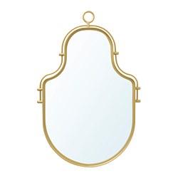 ÄNGABODA - mirror, gold-colour   IKEA Hong Kong and Macau - PE822284_S3