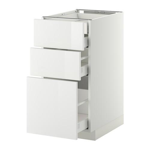 METOD - 廚櫃組合, 白色 Maximera/Ringhult 白色 | IKEA 香港及澳門 - PE350363_S4