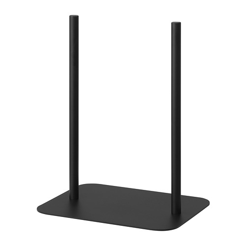 EILIF - support for screen, black | IKEA Hong Kong and Macau - PE766534_S4