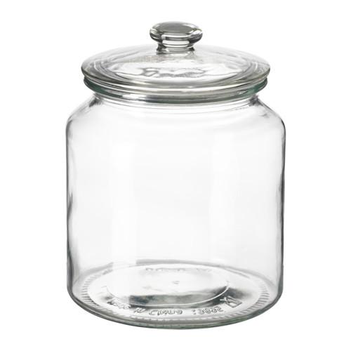 VARDAGEN - 連蓋瓶, 透明玻璃 | IKEA 香港及澳門 - PE580602_S4