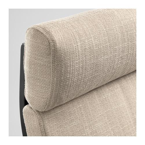 POÄNG - 扶手椅, 棕黑色/Hillared 米黃色 | IKEA 香港及澳門 - PE628969_S4