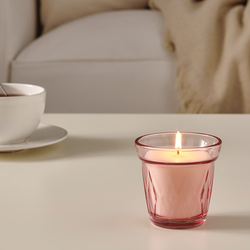 VÄLDOFT 杯裝香味蠟燭