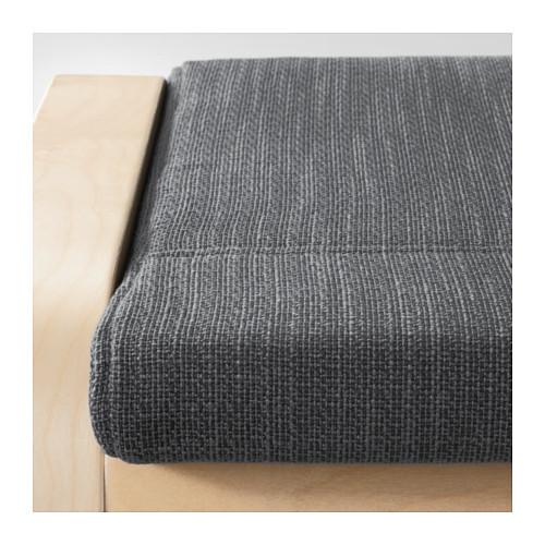 POÄNG - footstool, birch veneer/Hillared anthracite | IKEA Hong Kong and Macau - PE629067_S4