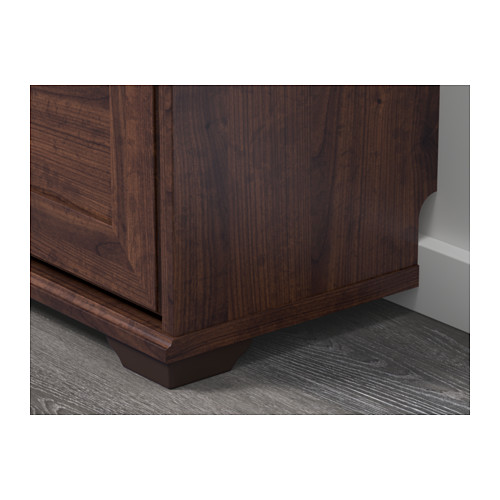 BRUSALI - shoe cabinet with 3 compartments, brown   IKEA Hong Kong and Macau - PE562457_S4