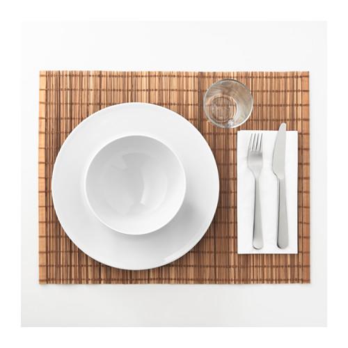 TOGA - 餐墊, 原色/竹 | IKEA 香港及澳門 - PE629077_S4