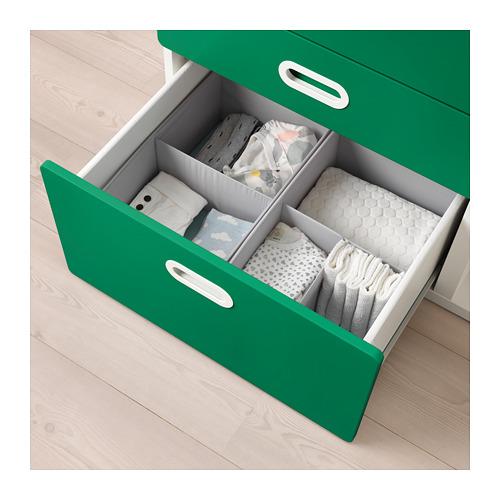 STUVA/FRITIDS 更換尿布檯連抽屜