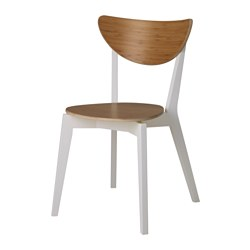 NORDMYRA - chair, bamboo/white | IKEA Hong Kong and Macau - PE629162_S3