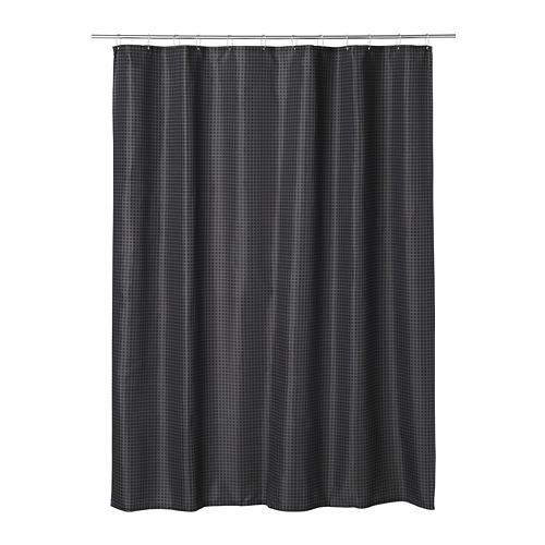 SAXÄLVEN shower curtain