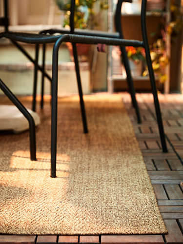 VIHOLMEN/VIHOLMEN - table+4 chairs, outdoor, dark grey/dark grey | IKEA Hong Kong and Macau - PH177040_S4