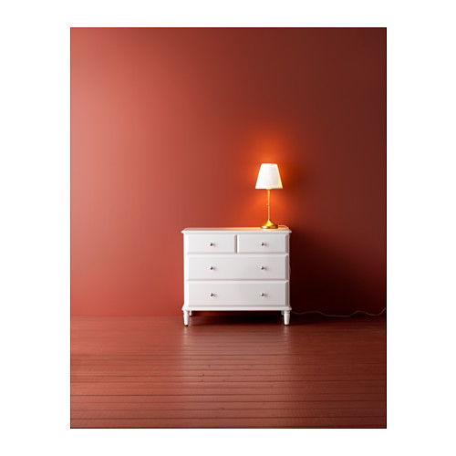 TYSSEDAL - chest of 4 drawers, white | IKEA Hong Kong and Macau - PH134902_S4