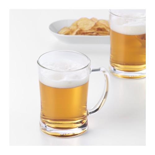 MJÖD - 啤酒杯, 透明玻璃 | IKEA 香港及澳門 - PE629269_S4
