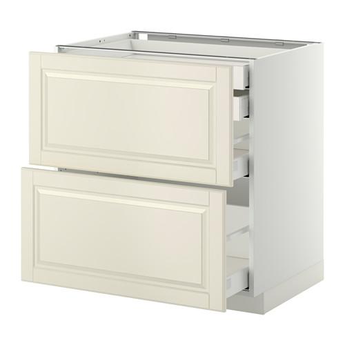 METOD - 廚櫃組合, 白色 Maximera/Bodbyn 灰白色 | IKEA 香港及澳門 - PE350918_S4