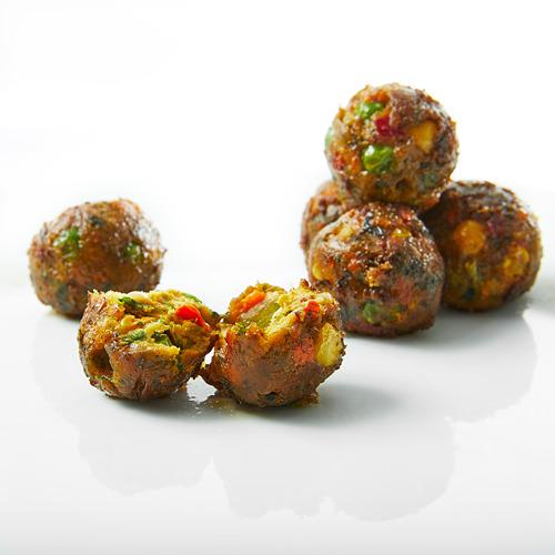 HUVUDROLL vegetable balls