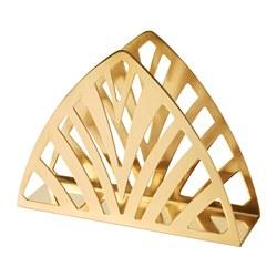 TILLSTÄLLNING - 餐巾架, 黃銅色 | IKEA 香港及澳門 - PE629481_S3