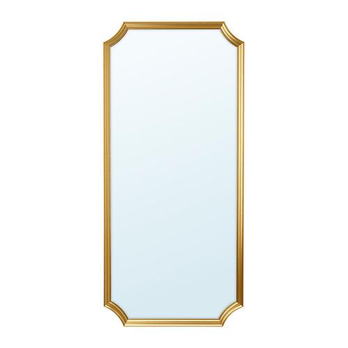 SVANSELE - mirror, gold-colour   IKEA Hong Kong and Macau - PE813213_S4