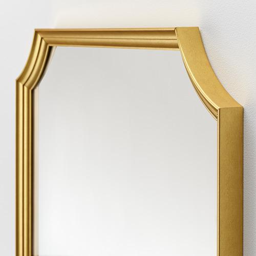SVANSELE - mirror, gold-colour   IKEA Hong Kong and Macau - PE813214_S4