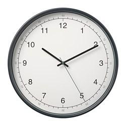TAGGAD - 掛牆鐘, 白色/灰色 | IKEA 香港及澳門 - PE784755_S3