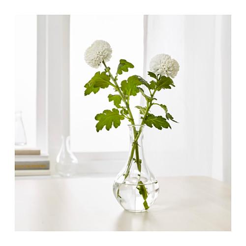 VILJESTARK vase