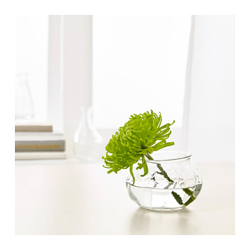VILJESTARK - 花瓶, 透明玻璃 | IKEA 香港及澳門 - PE629548_S4