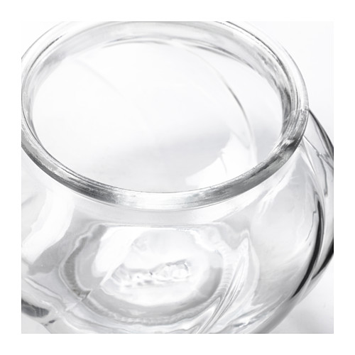 VILJESTARK - 花瓶, 透明玻璃 | IKEA 香港及澳門 - PE629546_S4
