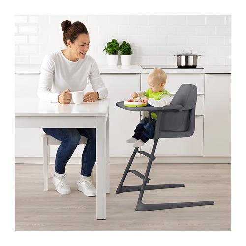 LANGUR junior/highchair with tray