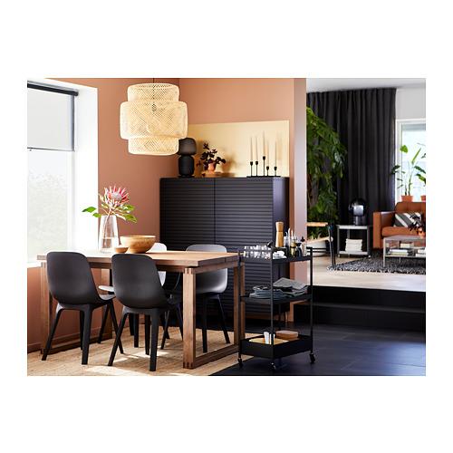 ODGER - 椅子, 炭黑色 | IKEA 香港及澳門 - PH162751_S4