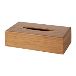 BONDLIAN - box for tissues, bamboo | IKEA Hong Kong and Macau - PE563584_S3