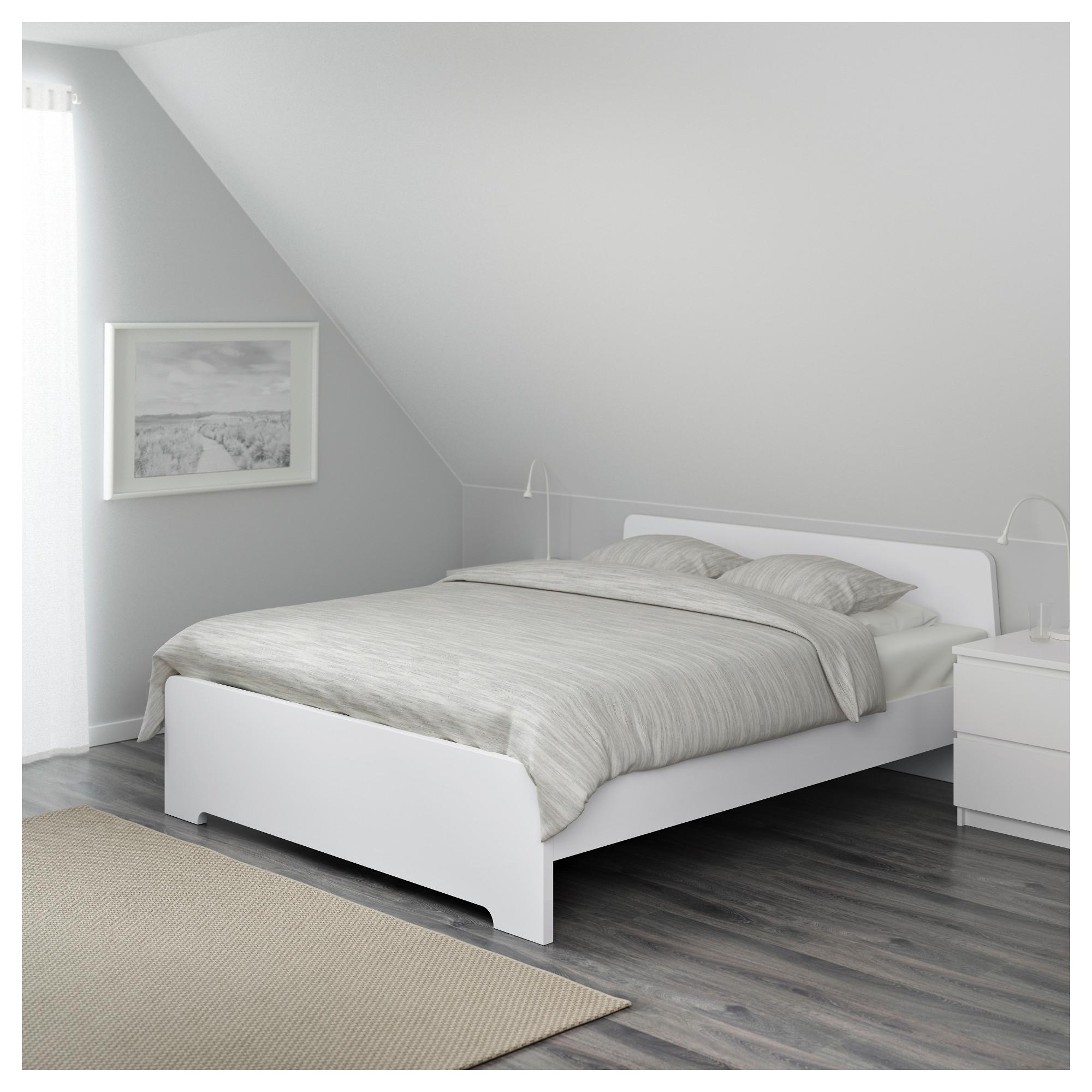 Askvoll Bed Frame Double Ikea Hong Kong