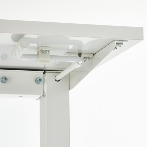 SKARSTA - 升降式書檯, 120x70, 白色 | IKEA 香港及澳門 - PE767233_S4
