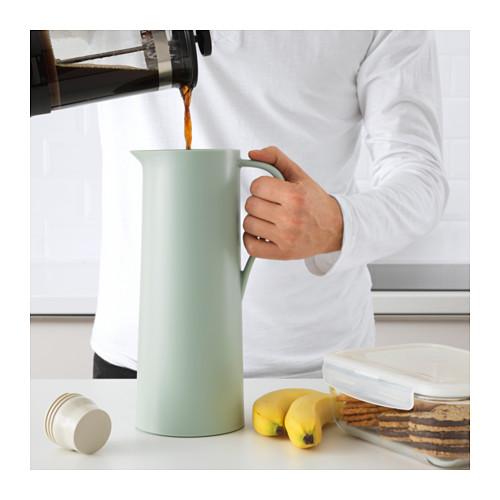 BEHÖVD - vacuum flask, light green/beige | IKEA Hong Kong and Macau - PE629672_S4
