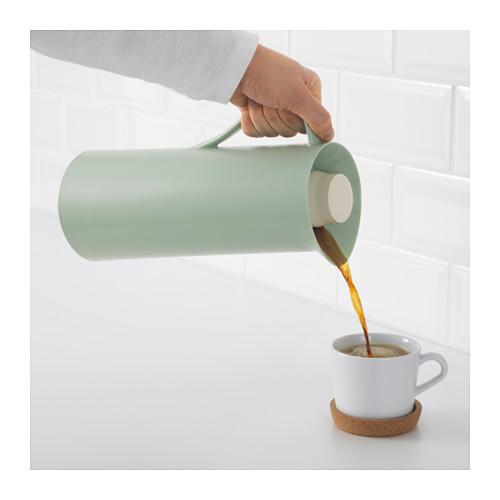 BEHÖVD - vacuum flask, light green/beige | IKEA Hong Kong and Macau - PE629674_S4