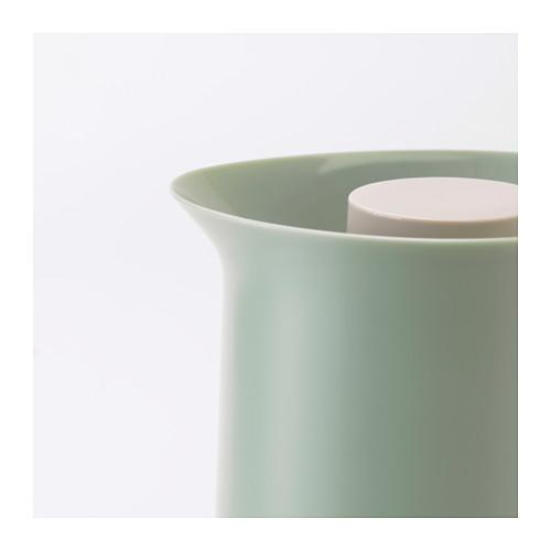 BEHÖVD - vacuum flask, light green/beige | IKEA Hong Kong and Macau - PE629673_S4