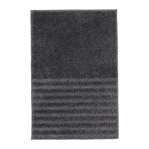 VINNFAR - 浴室墊, 深灰色   IKEA 香港及澳門 - PE677755_S4