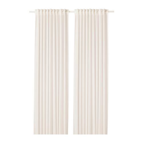 LEJONGAP 窗簾,一對
