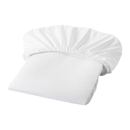 LENAST - 床褥保護套, 白色 | IKEA 香港及澳門 - PE677807_S4