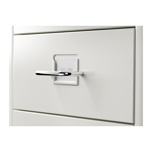 HELMER - drawer unit on castors, 28x43x69cm, white | IKEA Hong Kong and Macau - PE563023_S4