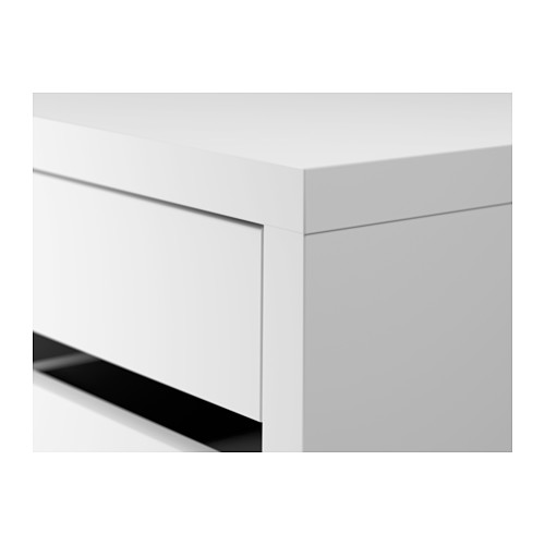 MICKE drawer unit on castors