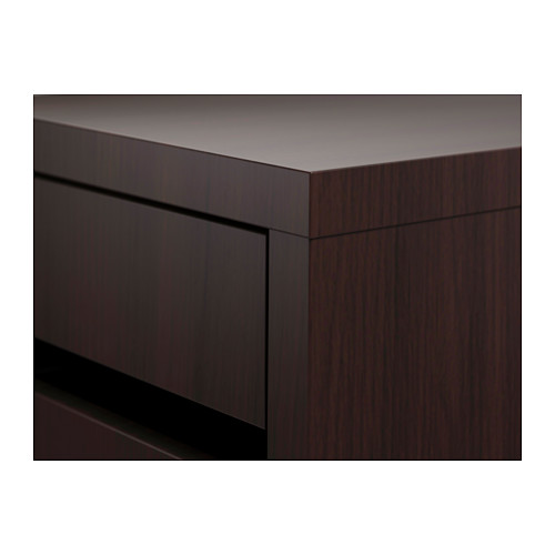 MICKE - drawer unit on castors, black-brown   IKEA Hong Kong and Macau - PE563051_S4